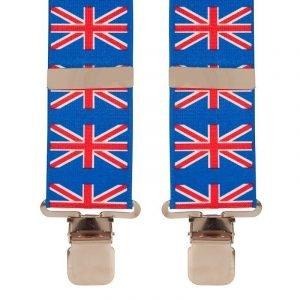 Men's Union Jack Trouser Braces