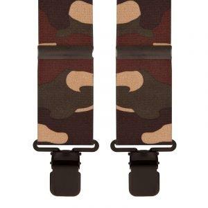 Desert Camouflage Trouser Braces