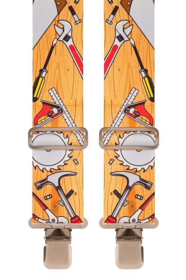 Carpenter Woodwork Tools Trouser Braces