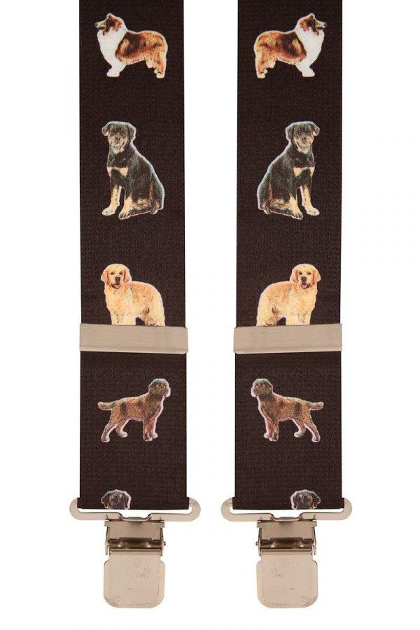 BriMarc Big Dogs Braces 50mm X-Style