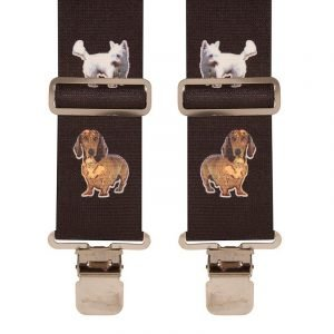 BriMarc Toy Dogs Braces 50mm X-Style