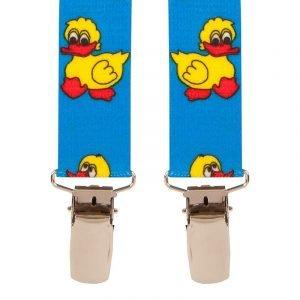 BriMarc Duck Light Blue Children's 1 - 2 Yrs Novelty Braces.